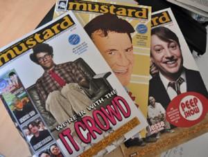 Mustard, Mustard, Mustard